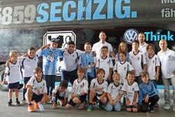 1. Löwen-Spieltagscamp mit Bernhard Winkler am 19.9.2015 - 14