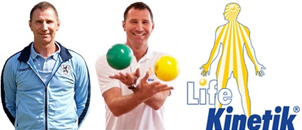 BERNHARD WINKLER - Fussball-Trainer - Life Kinetik Botschafter - Logo